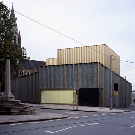 Nottingham Contemporary / Caruso St John Architects - The Passionate ...